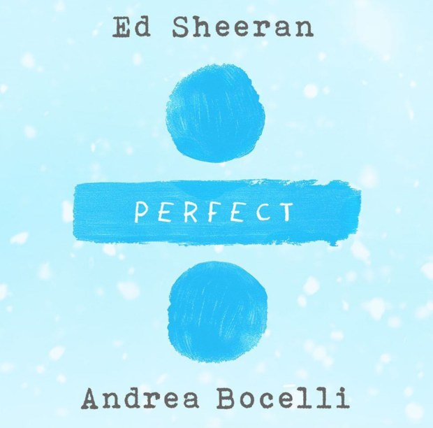 Ed Sheeran Collaborates with Andrea Bocelli on Perfect Symphony for Christmas Number 1