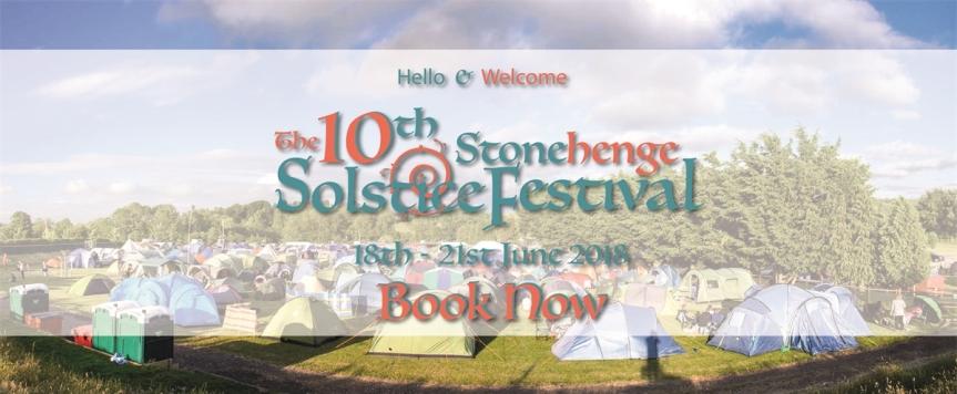Festivals 2018: Stonehenge Solstice MusicFestival