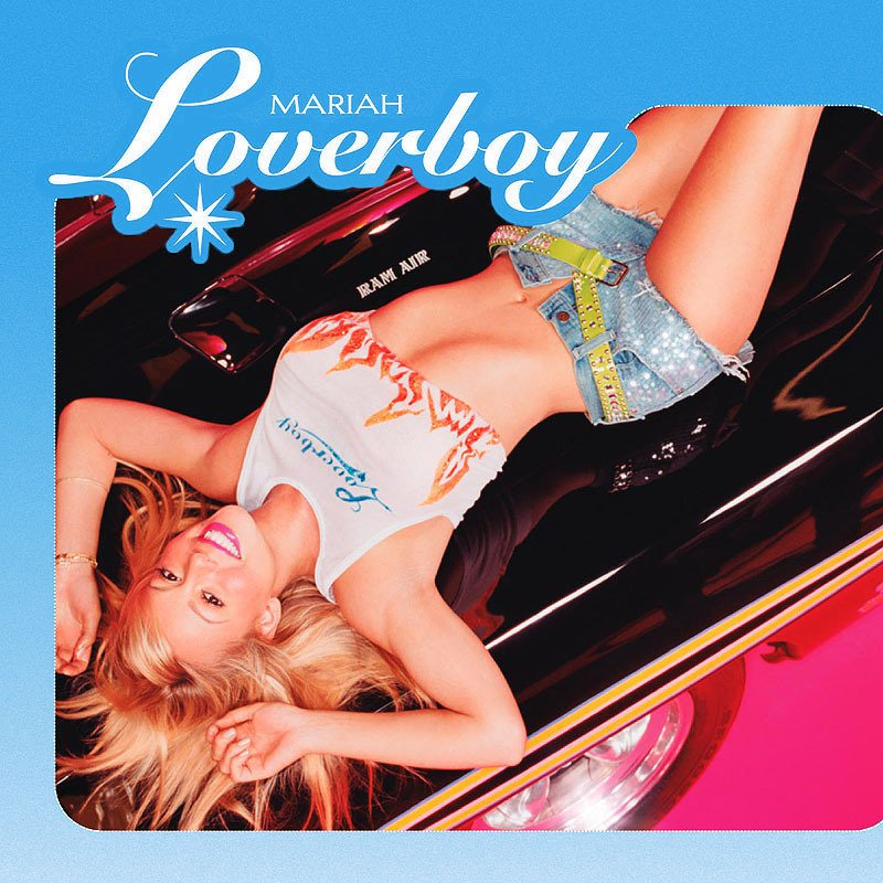 100 Songs 100 Days: Day 8 – MariahCarey