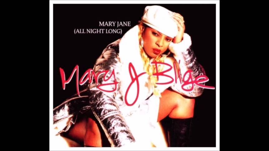 100 Songs 100 Days: Day 5 – Mary J Blige