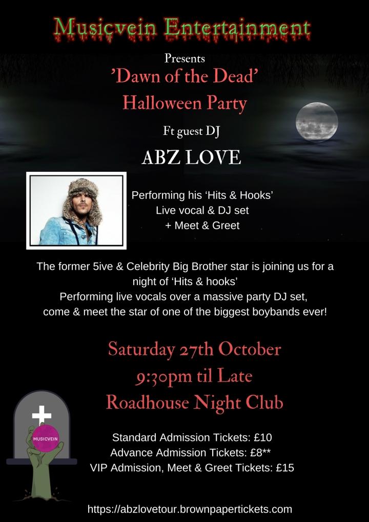 Abz Love show (1)